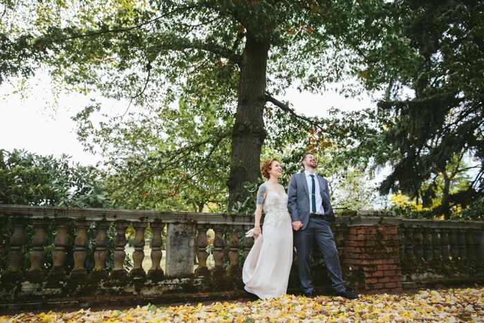 rachel + andrew || married: north star ballroom