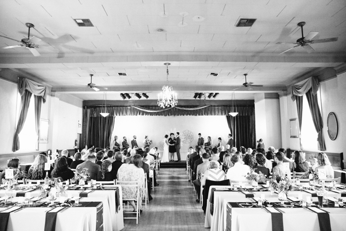 rachel + andrew || married: north star ballroom