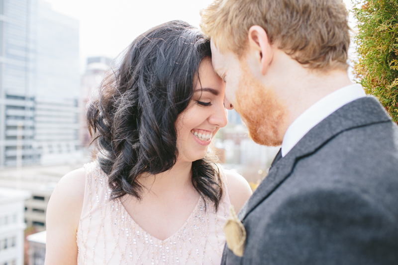 Tom + Rachel || Married in Portland